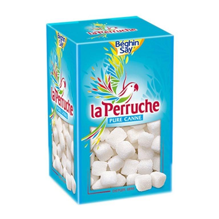 """Azúcar de Caña Blanco """"La Perruche"""", 1 ud"""
