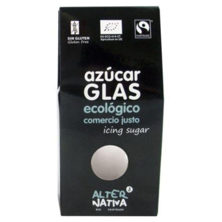 Organic Fairtrade icing sugar 250g