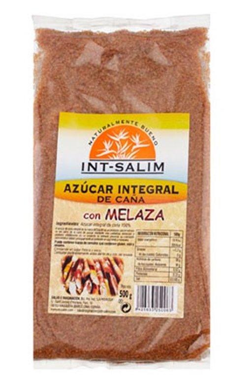 Azúcar de Caña Integral con Melaza 500g