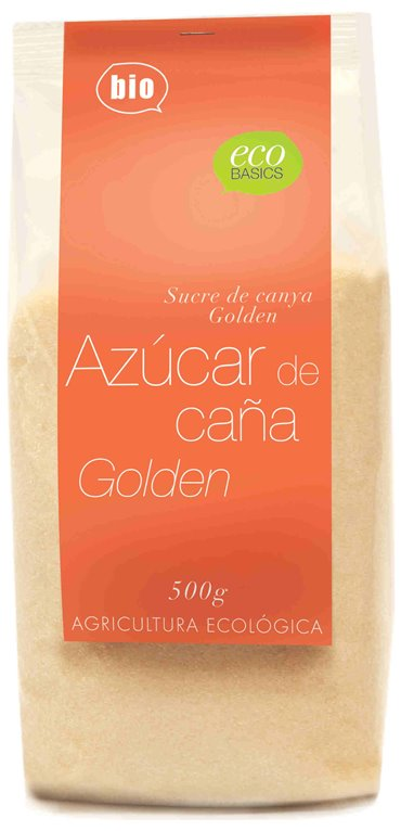 Azúcar de Caña Integral Golden Light Bio 500g
