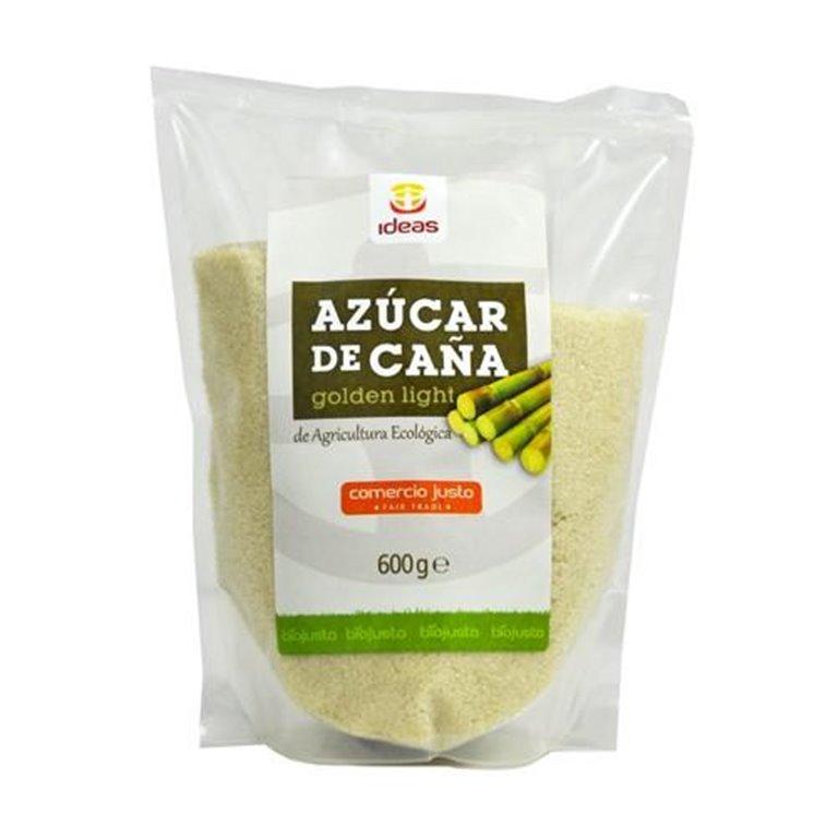 Azúcar de Caña Integral Golden Light Bio Fairtrade 600g