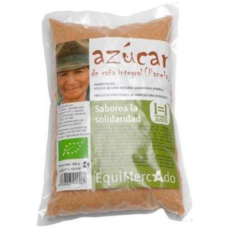 Azúcar de Caña Integral (Panela) Bio Fairtrade 1kg, 1 ud