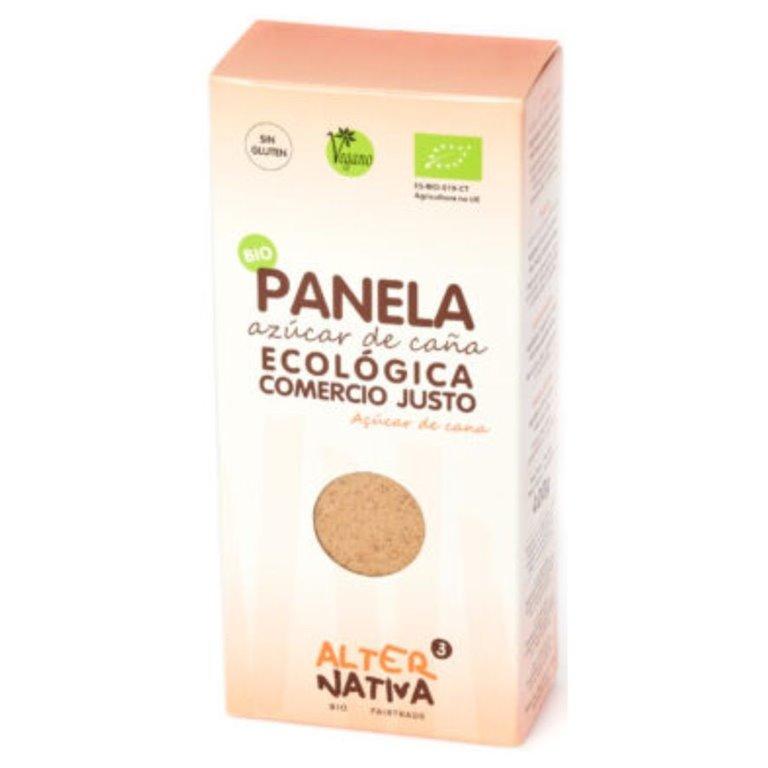 Azúcar de Caña Integral Panela Bio Fairtrade 400g