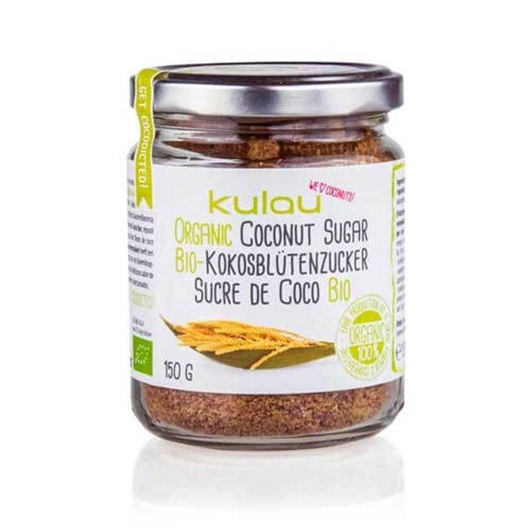 Azúcar de coco 150 g - Kulau