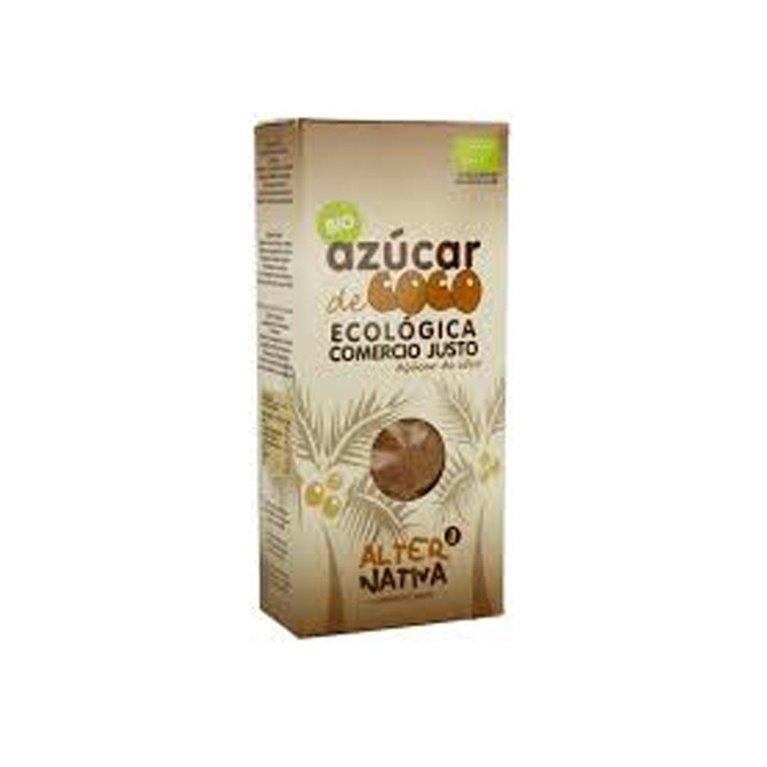 Azúcar de coco bio de Comercio Justo 250 grs Alternativa3