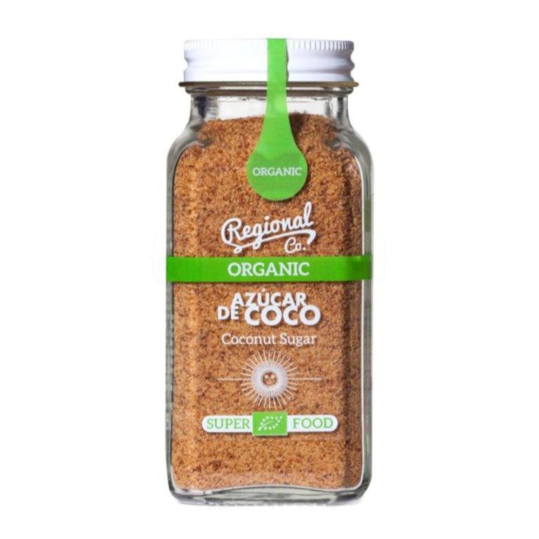 Azúcar de Coco Orgánico 110gr. Regional Co. 6un., 1 ud