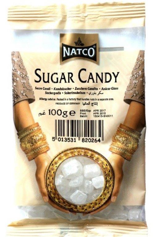 Azúcar Glass 100g, 1 ud