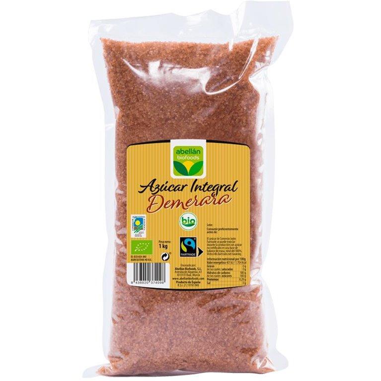 Azúcar Integral Demerara