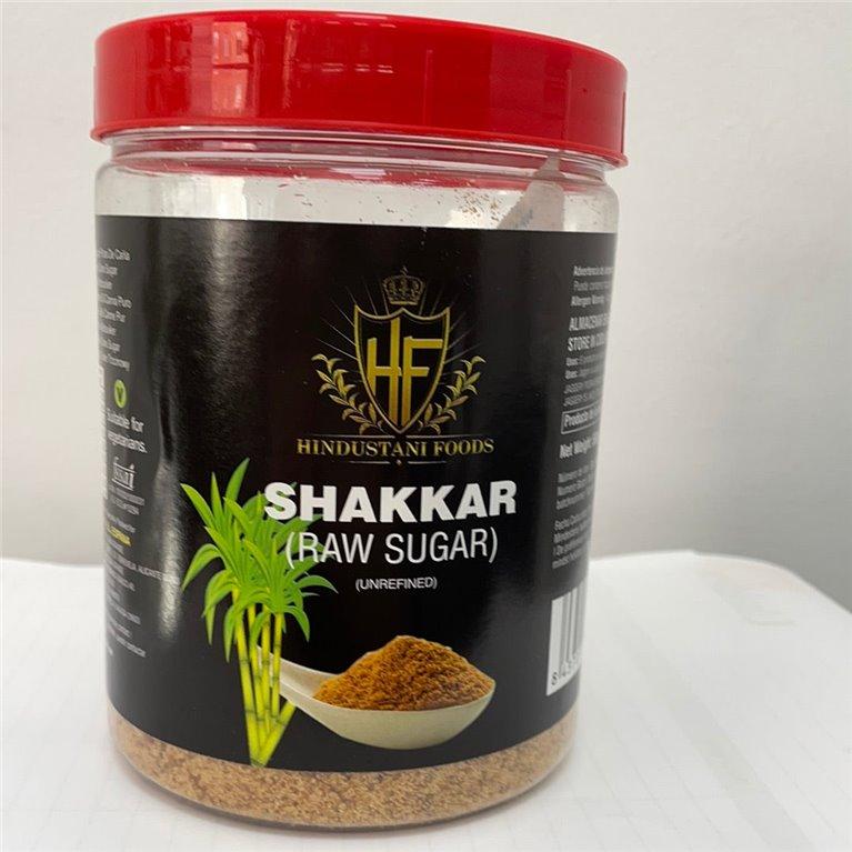 Azúcar Integral Puro de Caña molido (Panela) | Cane Sugar Jaggery Powder | Goor Powder 500g