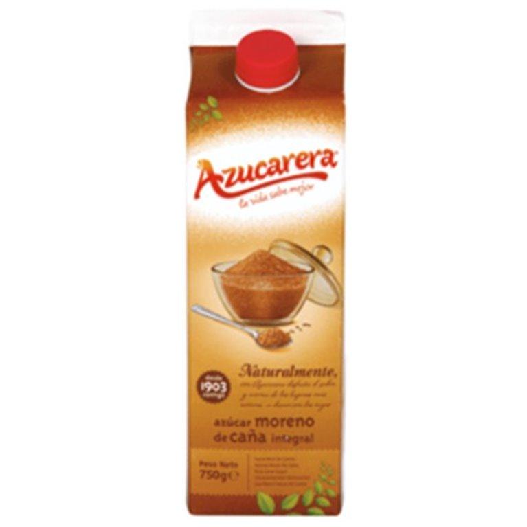 Azúcar moreno - Azucarera