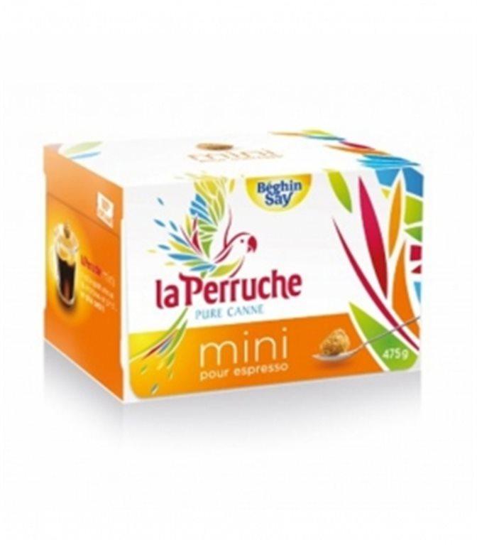 Brown sugar mini Terrones 475gr. La Perruche. 8un.
