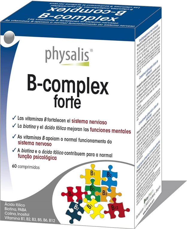 B-Complex Forte, 30 gr