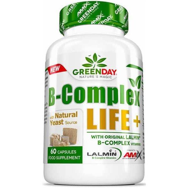 B - Complex Life + 60 Caps
