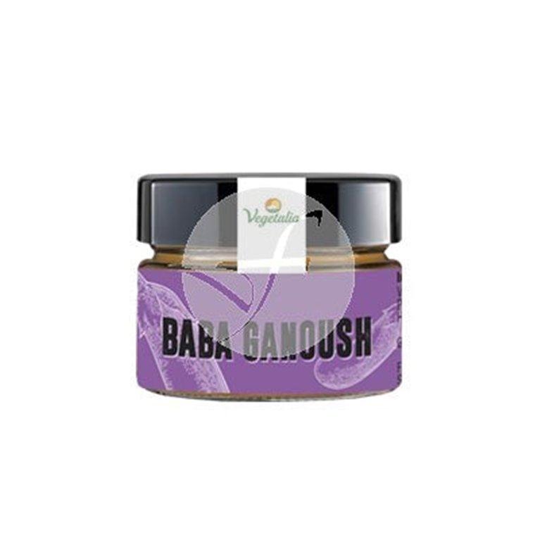 Baba Ganoush ecológico 110g, 1 ud