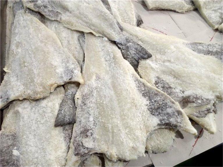 Bacalao Salado (€/Kilo), 1 kg