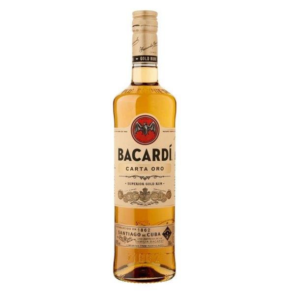 BACARDI CARTA ORO 0,70 L.
