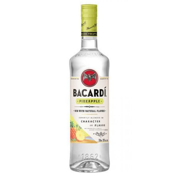 BACARDI PINEAPPLE 1L.