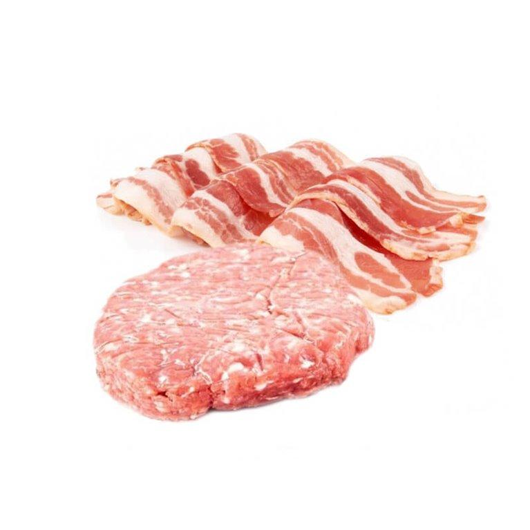 Bacon Burguer, 1 ud