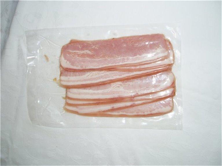 Bacon en lonchas, 1 ud