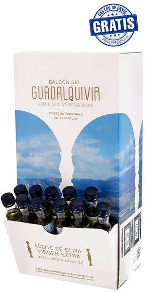 Balcón del Guadalquivir Premium. Caja de 100 monodosis de 20 ml.