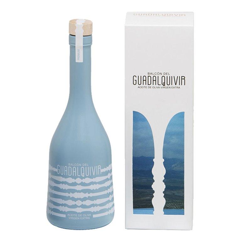 Balcón del Guadalquivir - Premium - Picual - 6 Estuches Botella 500 ml