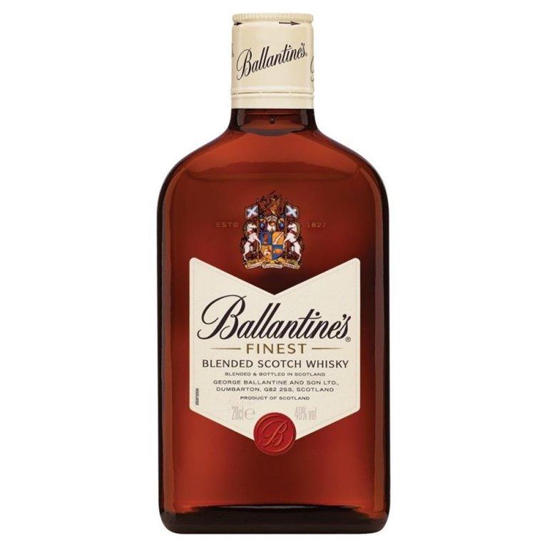 BALLANTINES 0,20 L.