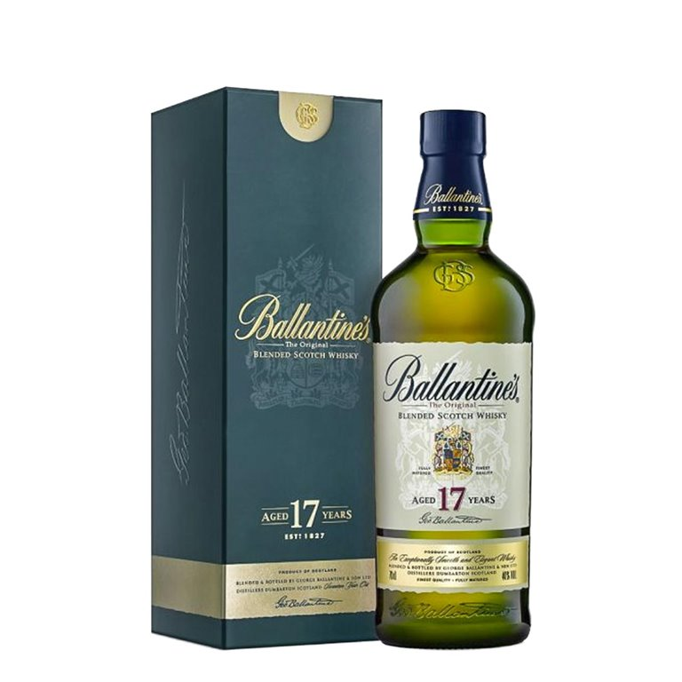 BALLANTINES 17 YEARS OLD 70cl