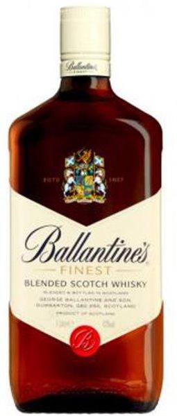 Ballantine's litro