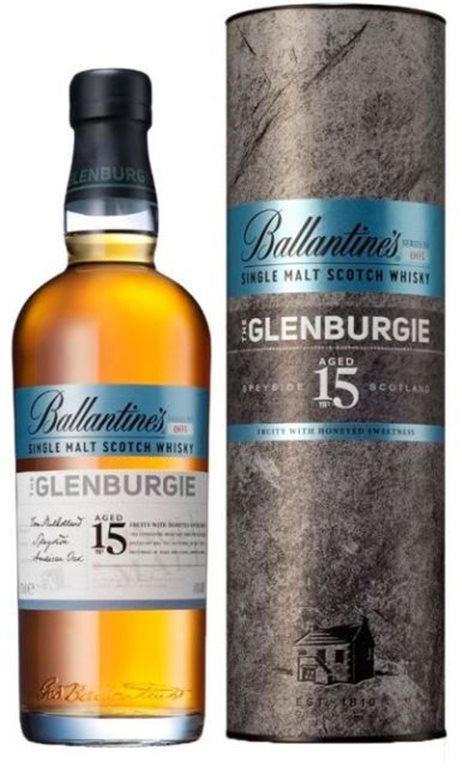 Ballantine's The Glenburgie 15 años Single Malt