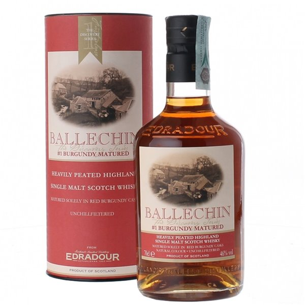 Ballechin No.1 Burgundy Cask - The Discovery Series