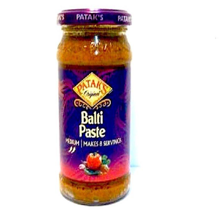 Balti pasta de curry Patak's