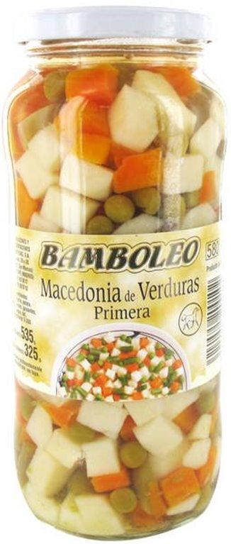 Bamboleo - Macedonia de Verduras Primera