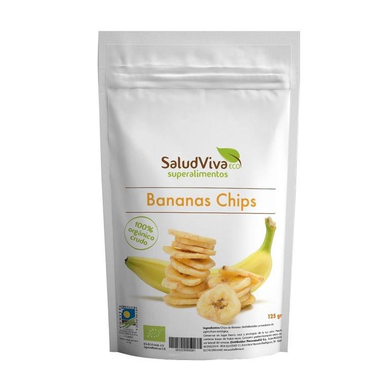 Banana Chips Bio 125g