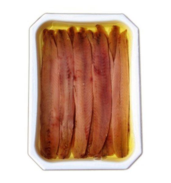 Bandeja anchoas triple cero 10 filetes