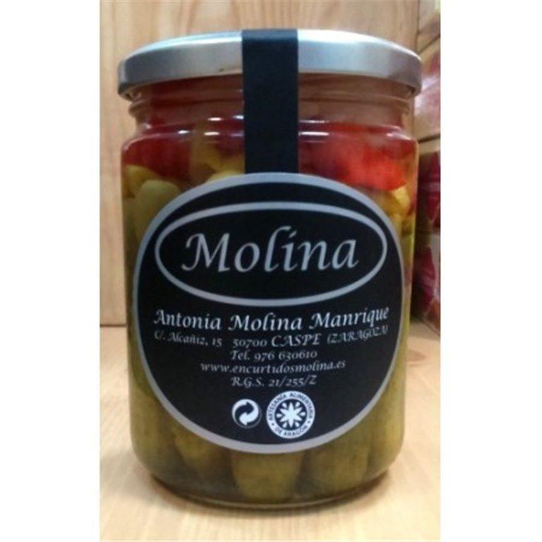 Banderilla dulce Molina, 1 ud