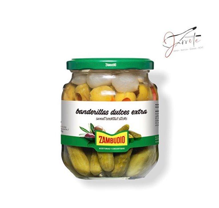 Banderillas Dulces - Tarro, 620 gr