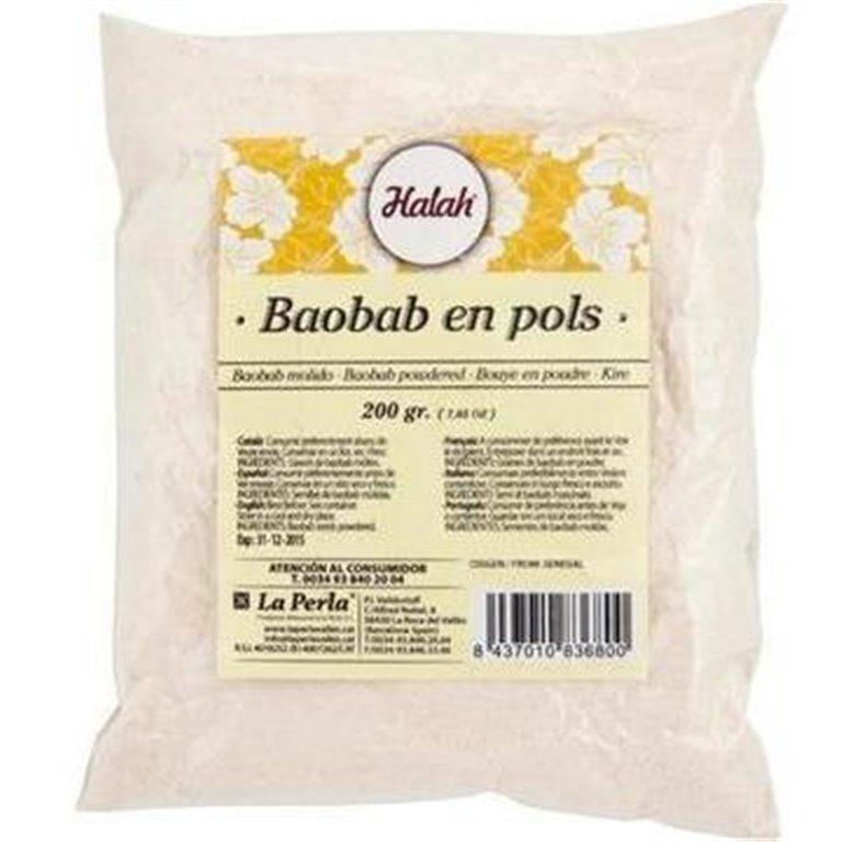 Baobab en Polvo 1,6kg (8 x 200g), 1 ud