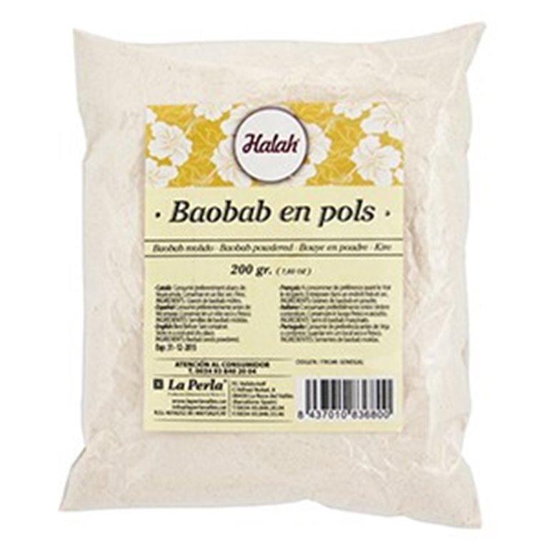 Baobab Molido 200g, 1 ud