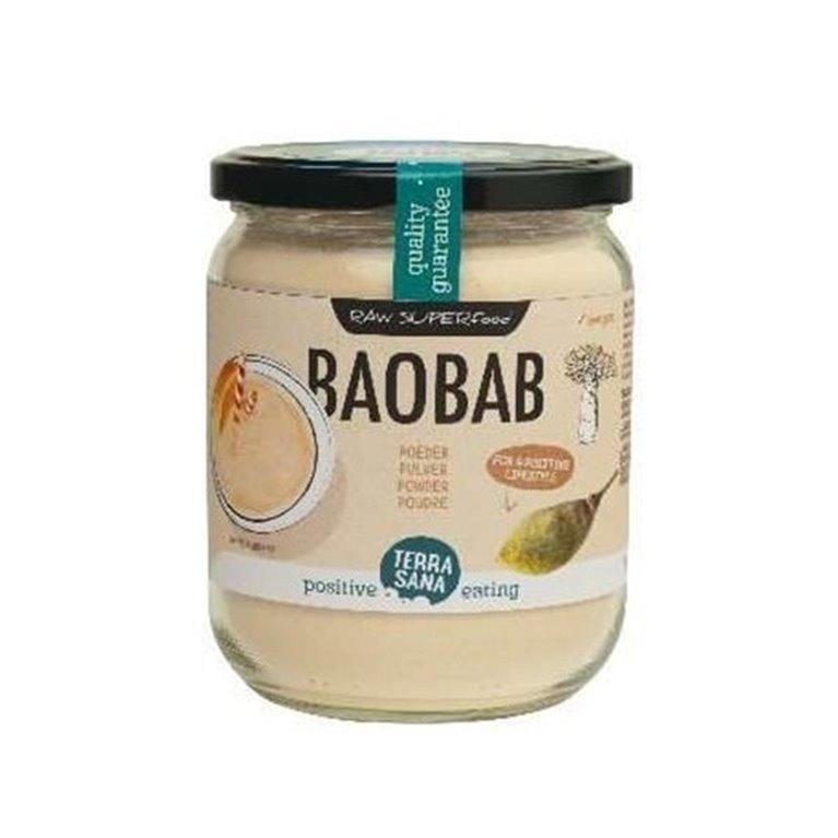 Baobab Polvo Raw Food