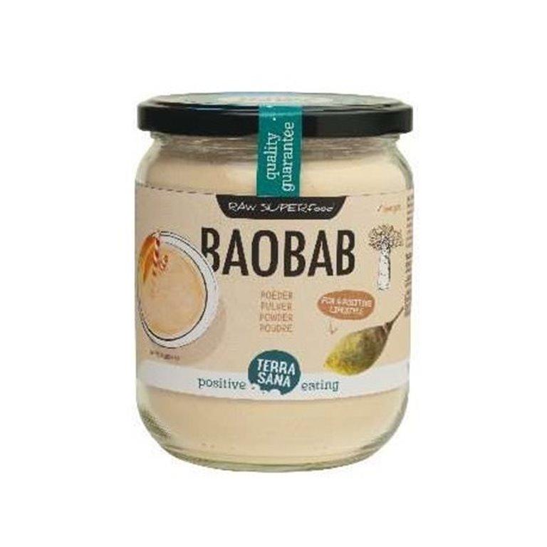 Baobab Polvo Raw Food, 1 ud