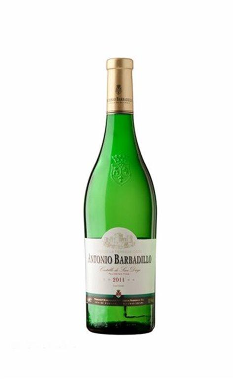 BARBADILLO SAN DIEGO - Blanco Cosecha 2017, 0,75 l