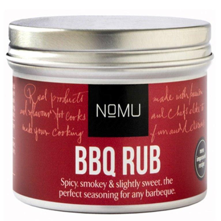 Barbeque Rub 85gr. NoMU. 8un., 1 ud