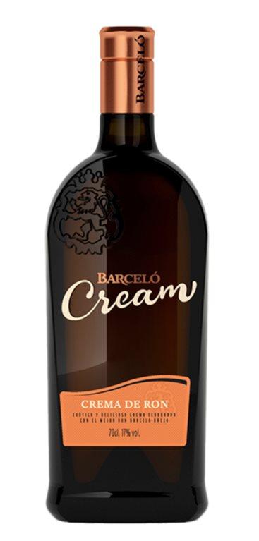 Barceló Cream - Crema de Ron Barcelo