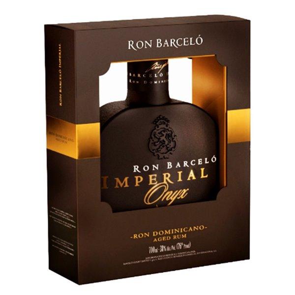 BARCELO IMPERIAL ONYX 0,70 L. + ESTUCHE