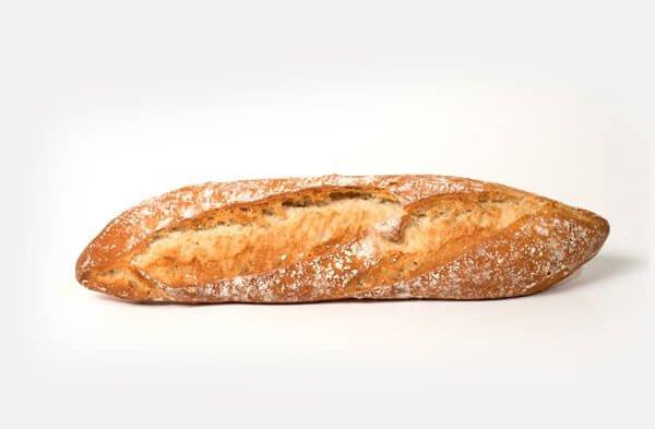 Barra trigo-centeno molido en piedra
