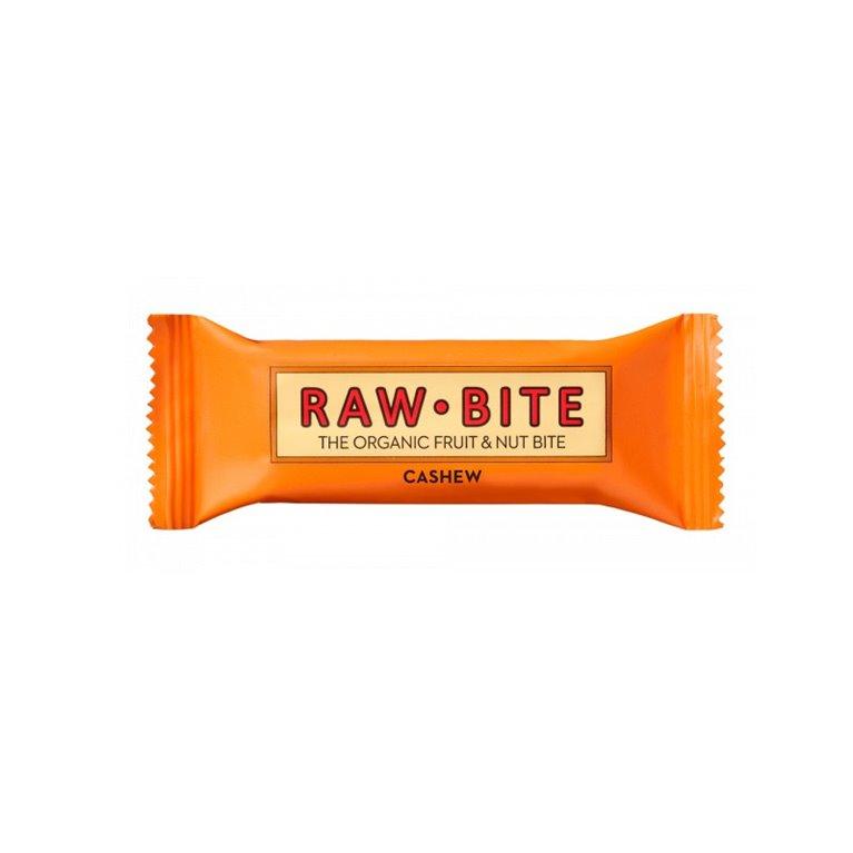 Barrita Anacardos Ecológica Raw-Bite 50g