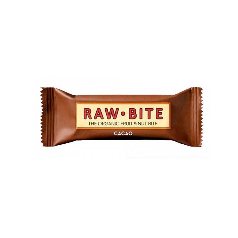 Barrita Cacao Ecológica Raw-Bite  50g