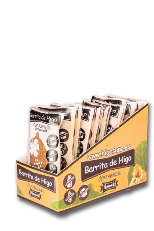 Barrita de higo con canela 50G