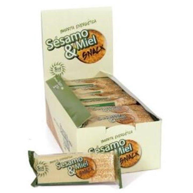 Barrita de Sésamo Sin Gluten 50g, 1 ud