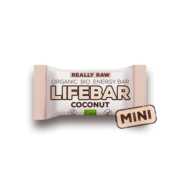 Barrita Mini Coco Sin Gluten Bio 25g, 1 ud